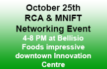Suppliers&#8217; Expo<br/>RCA &#038; MNIFT<br/>Networking Event