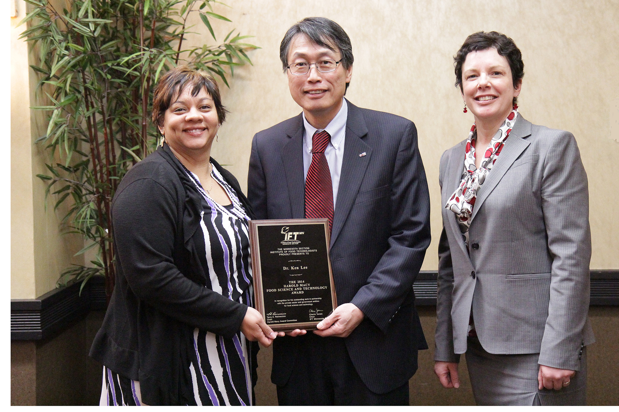 Ken Lee - 2014 Macy Award Winner